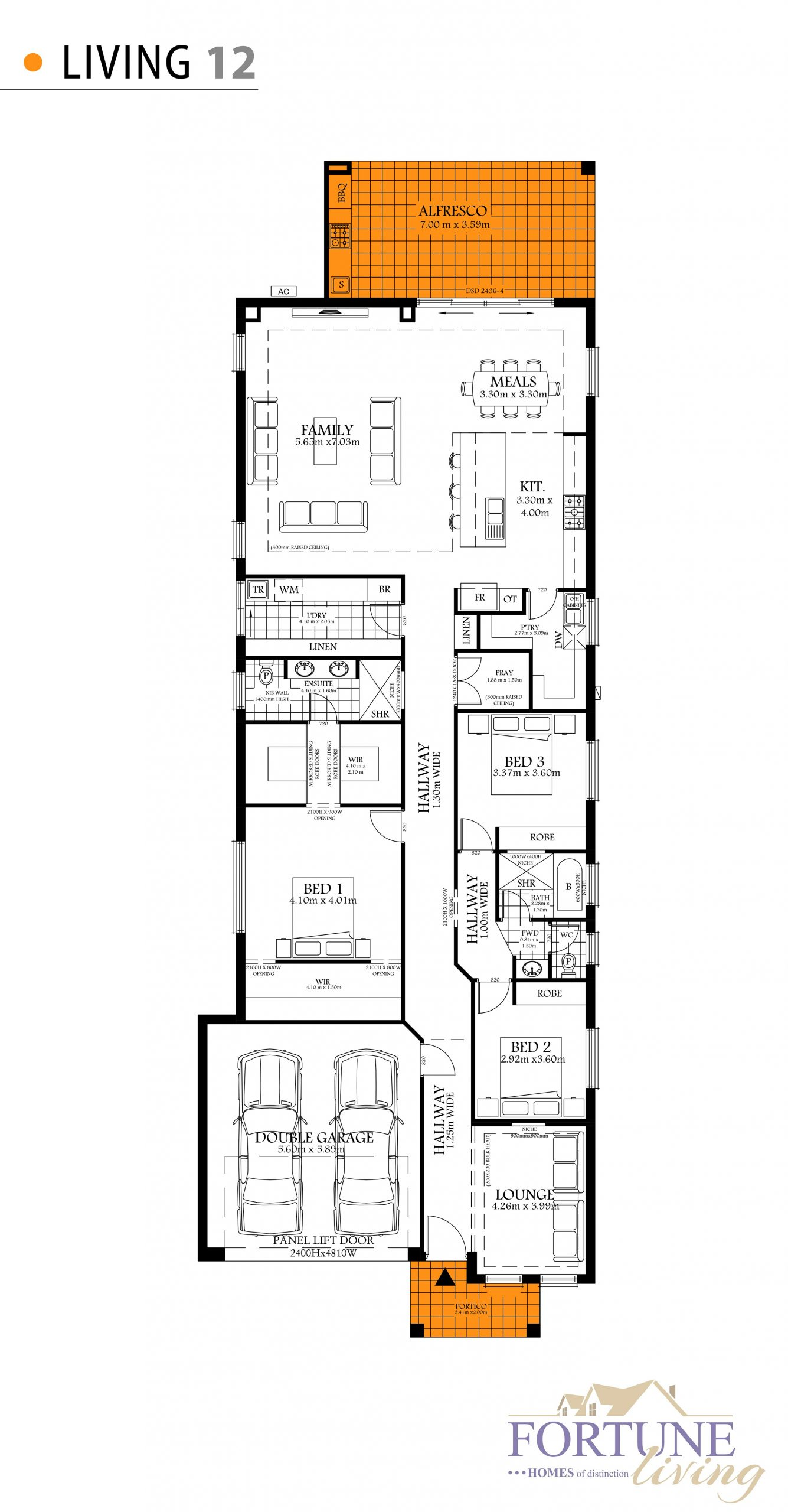 Dyott Floor Plan